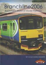 BACHMANN BRANCH LINE OO GAUGE MODEL RAILWAYS PRODUCT RANGE CATALOGUE ( 2006 )