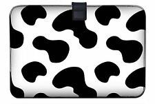 "Luxburg 11"" - 13"" Ultra Slim Sleeve Soft Case Cover for MacBook Air Retina Cow Patches 30 5 Cm (12 Zoll) Notebook"