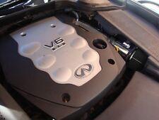 BCP BLACK For 06-08 Infiniti M35 3.5 V6 Sedan Racing Air Intake System +Filter