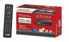 I-CAN 4000S  Decoder ADB i-CAN Tivùsat  hd  4000S con scheda tvsat gold