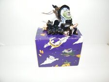 Blue Sky Clayworks Grissella The Witch Ornament New In Box 2003 Halloween Fall