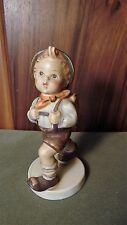 "Adorable Vintage Hummel German Figurine - School Boy - 4 1/2"" #82 2/0"
