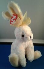 """Carrots"" Ty Beanie Baby bunny rabbit, birth date 9/13/01"
