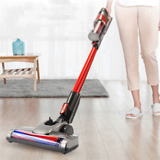 Wireless vacuum cleaner