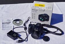 Panasonic LUMIX DMC-FZ72 16.1MP Digitalkamera - Schwarz