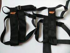2 x RAC Car Safety Dog Travel Harness Size XL Black NEW WITHOUT PACKAGING