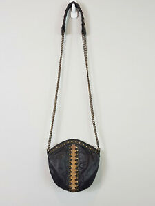 MAGALI PASCAL X VINTAGE CENTURY |  Womens Leather Crossbody Bag / Handbag - RARE