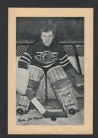 1934-44 Beehive Group I Chicago Blackhawks Photos #64 Sam LoPresti