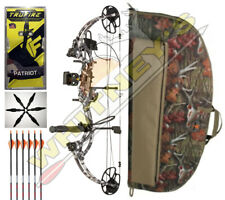 """Fred Bear 2019 Cruzer G2 Bow One Nation Midnight RH - Full Package 5-70# 12-30"""""""