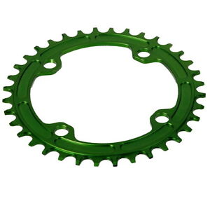 J&L Narrow Wide 1x ChainRing-104*32T,34T,36T,38T-fit Sram,Shimano,Rotor,RaceFace