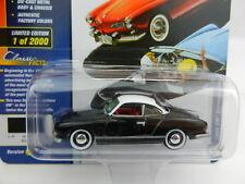 2017 Johnny Lightning *CLASSIC GOLD 3A* Black 1964 Volkswagen KARMANN GHIA *NIP*