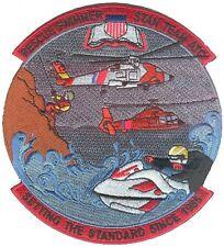 Aviation Training Center Rescue Swimmer Stan Team W5364 USCG Coast Guard patch