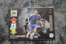 Eden Hazard Limited Edition - Panini Adrenalyn XL Champions League 2012/13