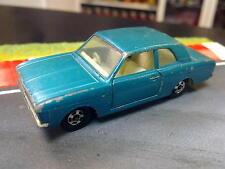 Matchbox Superfast 55 Ford Cortina metallic blauw