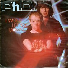 "PH.D-I Won't Let You Down/Hideaway UK 7"" EX Cond"