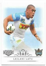 2018 NRL Elite Base Card (047) Leilani LATU Titans