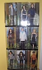 lot Twilight Saga Doll Edward*Bella*Jacob*Victoria*Alice*Jasper*Rosalie*Carlisle