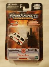2003 Hasbro -Transformers Universe Protectobots – Defensor First Aid New Sealed