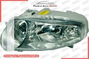 Proiettore Sinistro H7+h7+h1 Elettrico Con Motore ALFA ROMEO 147 2000-2004