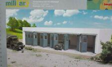 Minitanks 1:87 745819  Herpa Military: Gebäudebausatz Kfz-Werkstatt