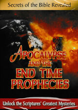 SECRETS OF THE BIBLE REVEALED Apocalypse and the End Time Prophecies | DVD | New