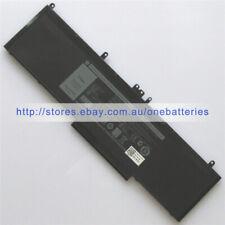Genuine WJ5R2 4F5YV battery for DELL PRECISION 3510 Latitude E5570 84W 11.4V