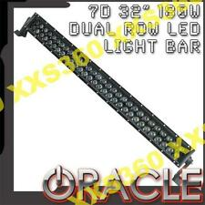 "ORACLE Black Series 7D 32"" inch Dual Row Cree LED Light Bar 180W"