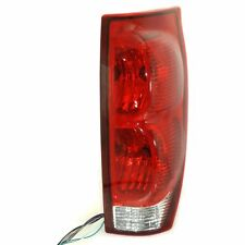 Tail Light For 2002-2005 Chevrolet Avalanche 1500 Crew Cab RH w/ Bulb(s)