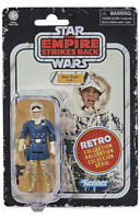 Star Wars RETRO Collection HAN SOLO Figure CASE FRESH [The Empire Strikes Back]