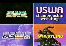 CWA / USWA Championship Wrestling Memphis TV 1995 Jerry Lawler WWF WCW NWA WWE