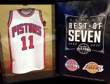Isiah Thomas Mini Jersey - Detroit Pistons SGA - New in Box!