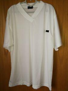T-Shirt Hugo Boss weiss Gr.XXL schnelltrocknend L:77cm