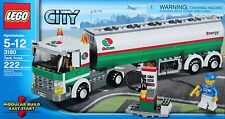 LEGO City Tank Truck (3180) In Factory Sealed Box