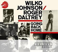 WILKO JOHNSON / ROGER DALTREY – GOING BACK HOME 2CD DELUXE ED (NEW/SEALED)