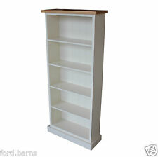 DVD  Storage Tower Holds 140 DVD's or 200 CD's Solid Oak Top Painted Finish