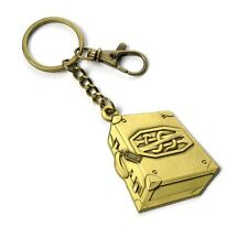 stock 006 Stunning nautical themed solid brass key rings fobs