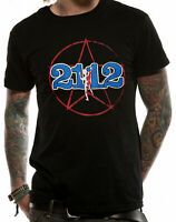 Official Rush T Shirt 2112 Progressive Rock Hard Rock Mens NEW S M L Starman