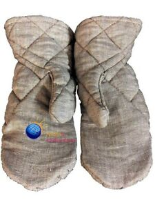 Medieval GLOVES Gambeson Thick Padded Costume Dress SCA LARP
