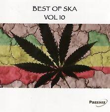 Various - Best of Ska Vol. 10 - CD -