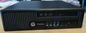 Hackintosh - Big Sur 11.4 HP 800 G1 USDT i5 3.9GHz 8GB 256GB SSD WiFi-AC BT