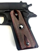 1911 grips fits Colt Rock Island & Clones Rosewood Screaming Eagle Medallion #1