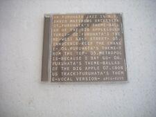 DAVID MATTHEWS ORCHESTRA / FURUHATA JAZZ IN N.Y. - JAPAN CD