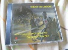 Thibaud the Crusader Georges Delerue [Audio CD] Prometheus release