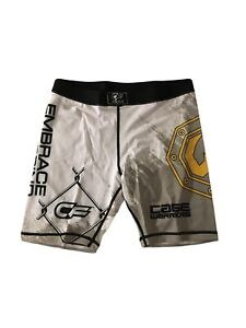 NWT MMA UFC Cage Fighter Cage Warriors Compression Wrestling Shorts, Size XL
