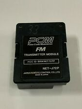 Really Nice JR 72mhz PCM RC Remote Control Transmitter TX Module on Ch 33 72.450