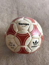 Adidas Tango SEVILLA 1984 MATCHBALL Olympic Games Football Made In France RARE