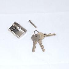 Halbzylinder Profilzylinder 10/30 25°  3x Schlüssel Halb Schliesszylinder