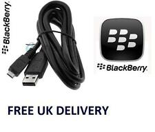 GENUINE BLACKBERRY MICRO USB DATA CABLE CHARGER LEAD FOR BLACKBERRY MOBILES