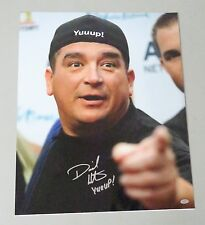 122802 Dave Hester Signed 16x20 Photo Autograph Auto Leaf Coa Storage Wars
