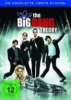 The Big Bang Theory - Die komplette vierte Staffel [3 DVD... | DVD | Zustand gut
